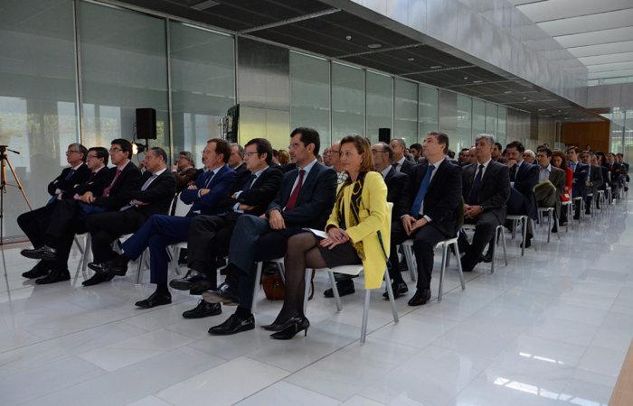Acto presentacion Centro Tecnológico Energylab