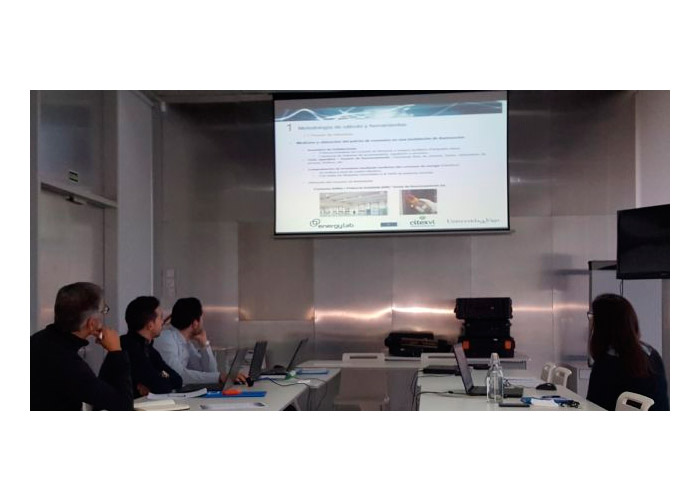 energylab, iv curso utilizacion-equipos-medida-calculo-ahorros energeticos instalaciones