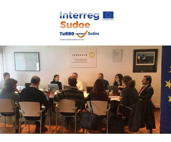 energylab, reunión proyecto turbosudoe