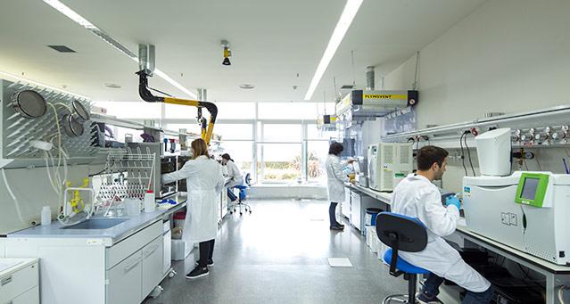 Laboratorio Energylab Centro Tecnologico