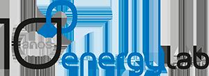 Logo 10 años Energylab